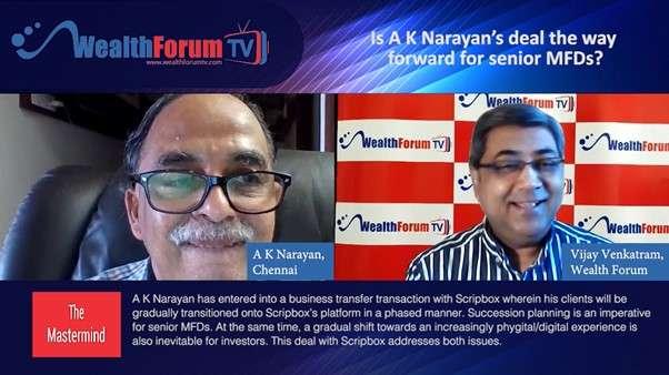 A K Narayan