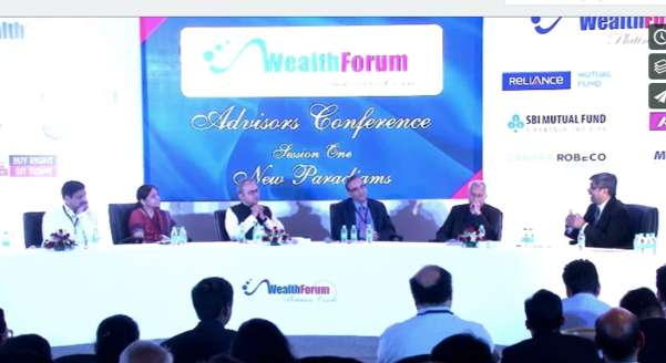 Private Wealth Panel,WF Platinum Circle Conference