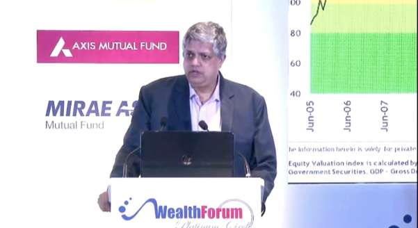 S Naren presents at the WF Platinum Circle Advisor