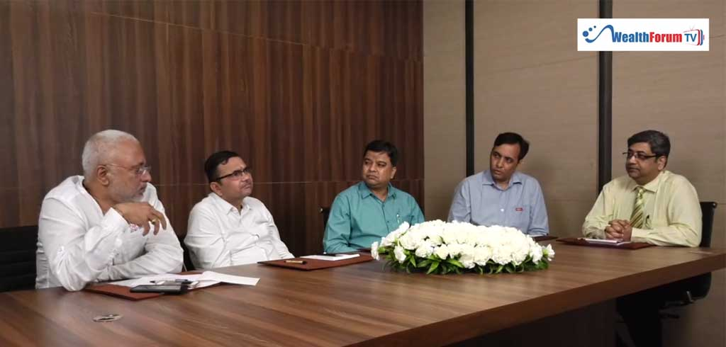 Ranjit Dani, G V Iyer, Bhavesh Khetan, Milind Khasnis