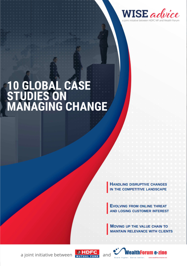 10 GLOBAL CASE STUDIES ON MANAGING CHANGE