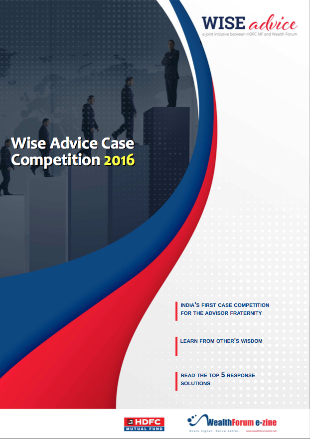 WISE ADVICE CASE COMPETITION 2016