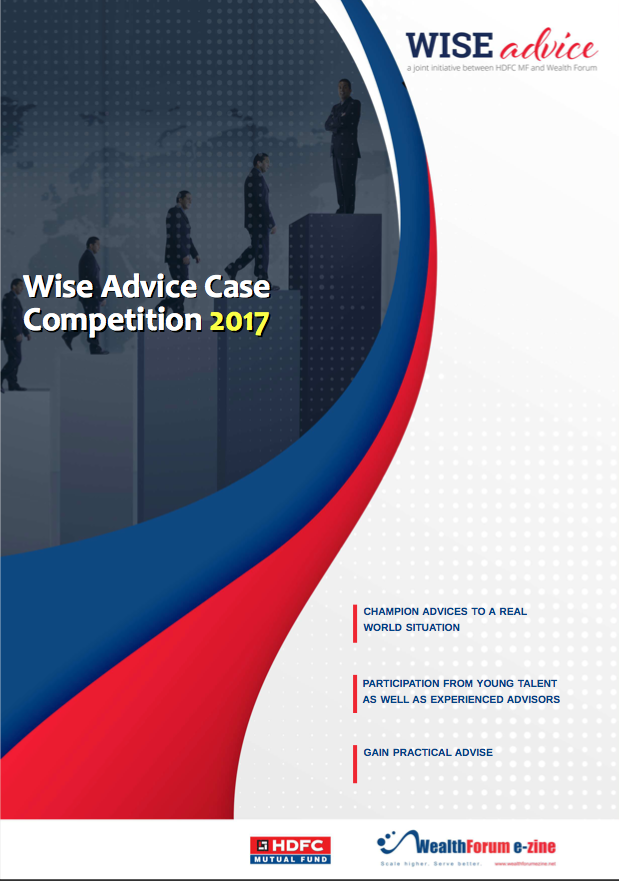 WISE ADVICE CASE COMPETITION 2017