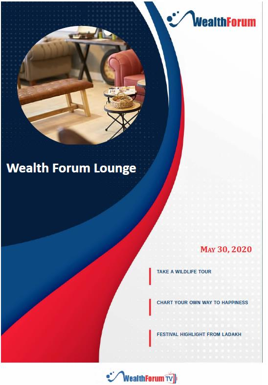 WealthForum Lounge 30 May 2020 edition